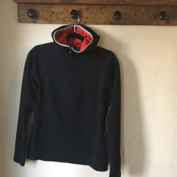 super popular fc11b ba7d4 Mammot 3/4 zip pullover